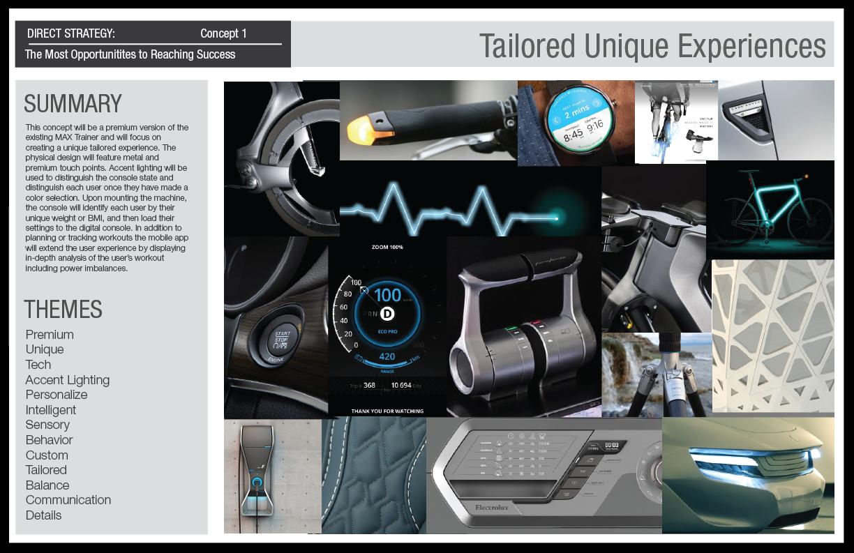 Concept 1: Concept Page