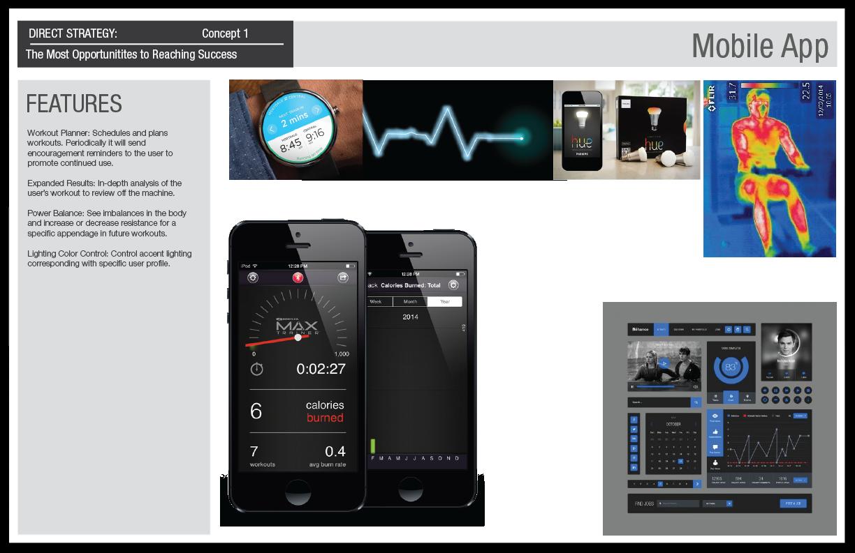 Concept 1: Mobile Application