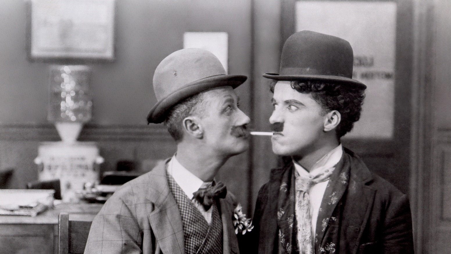 Charlie Chaplin, The Gold Rush | 19th & 27th August