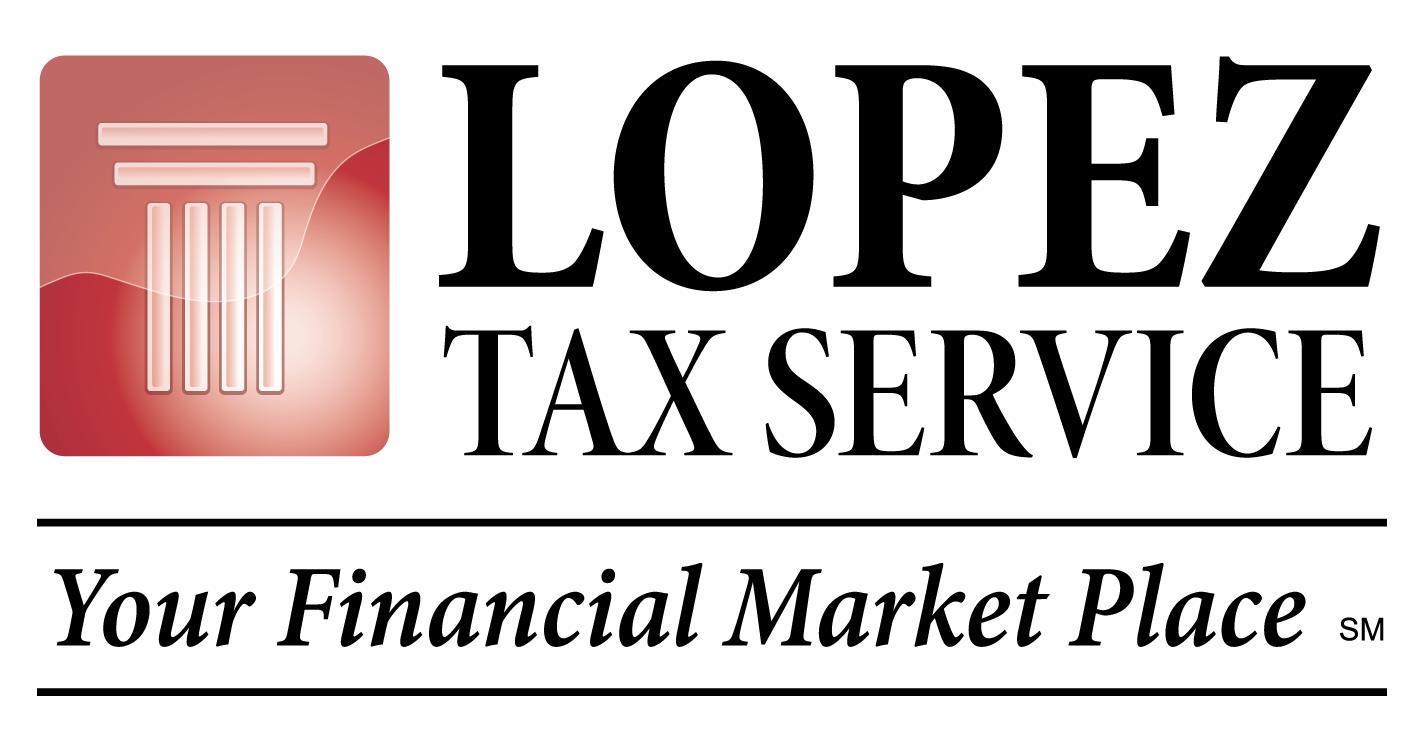 Lopez Tax logo.png