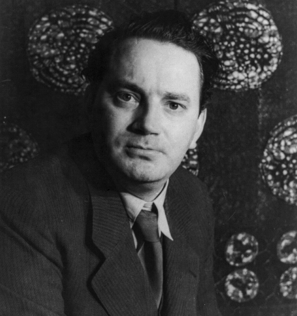 Thomas Wolfe. Photo by Carl Van Vechten, 1937 – Public Domain Image