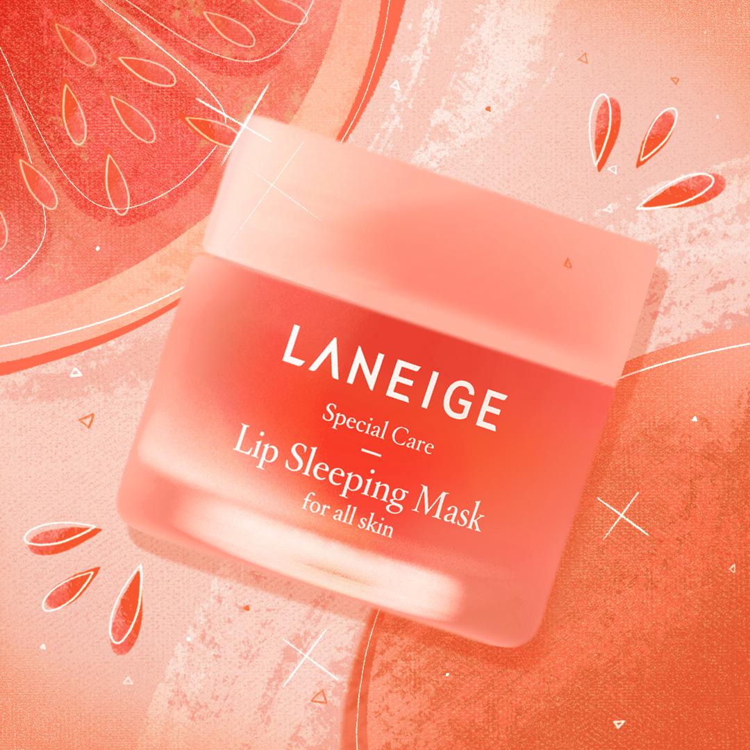 AmorePacific - Laneige Social Media ROUND 2 - Fruit Story Grapefruit Illustration - V02.jpg