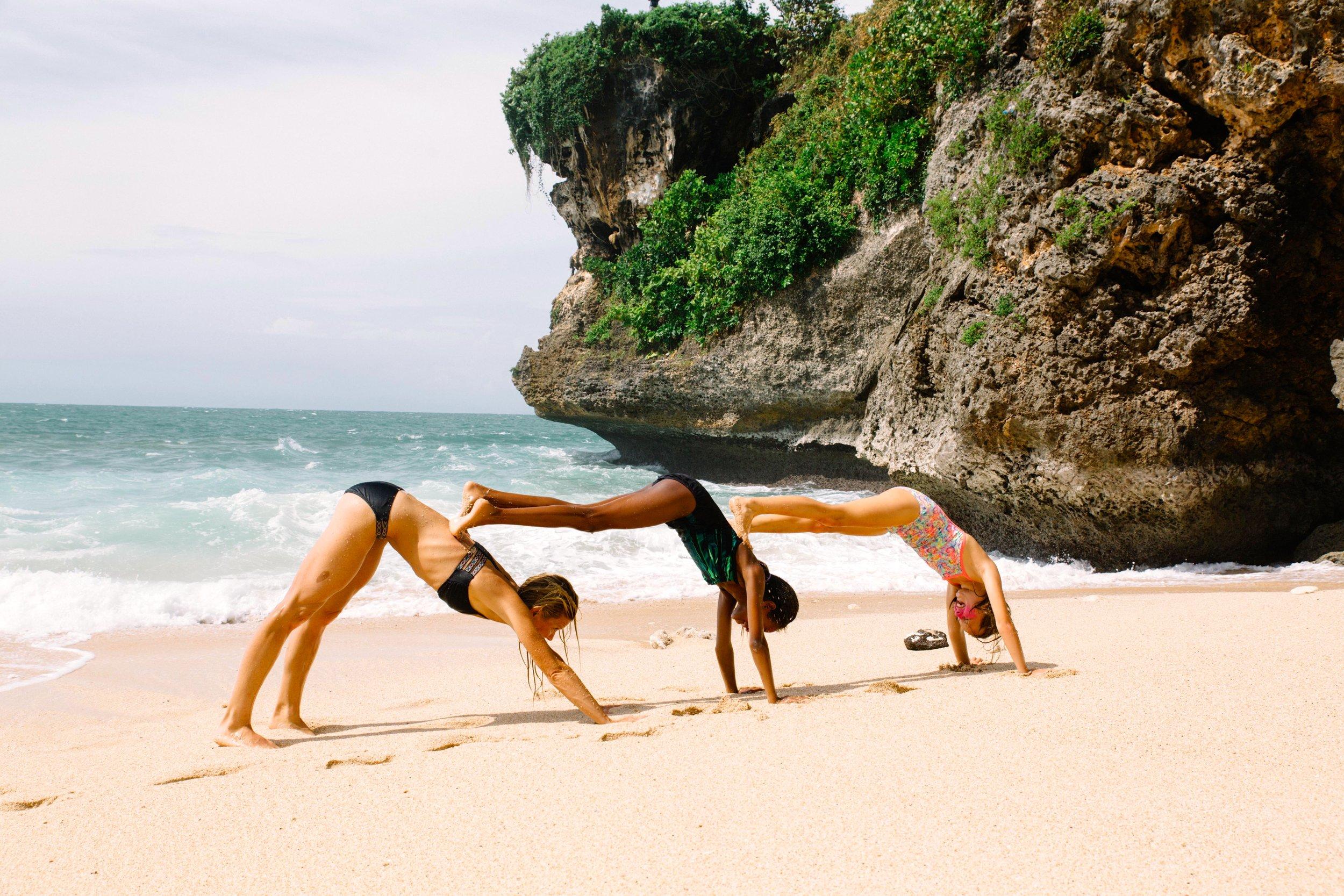 Balangan Beach, Indonesia