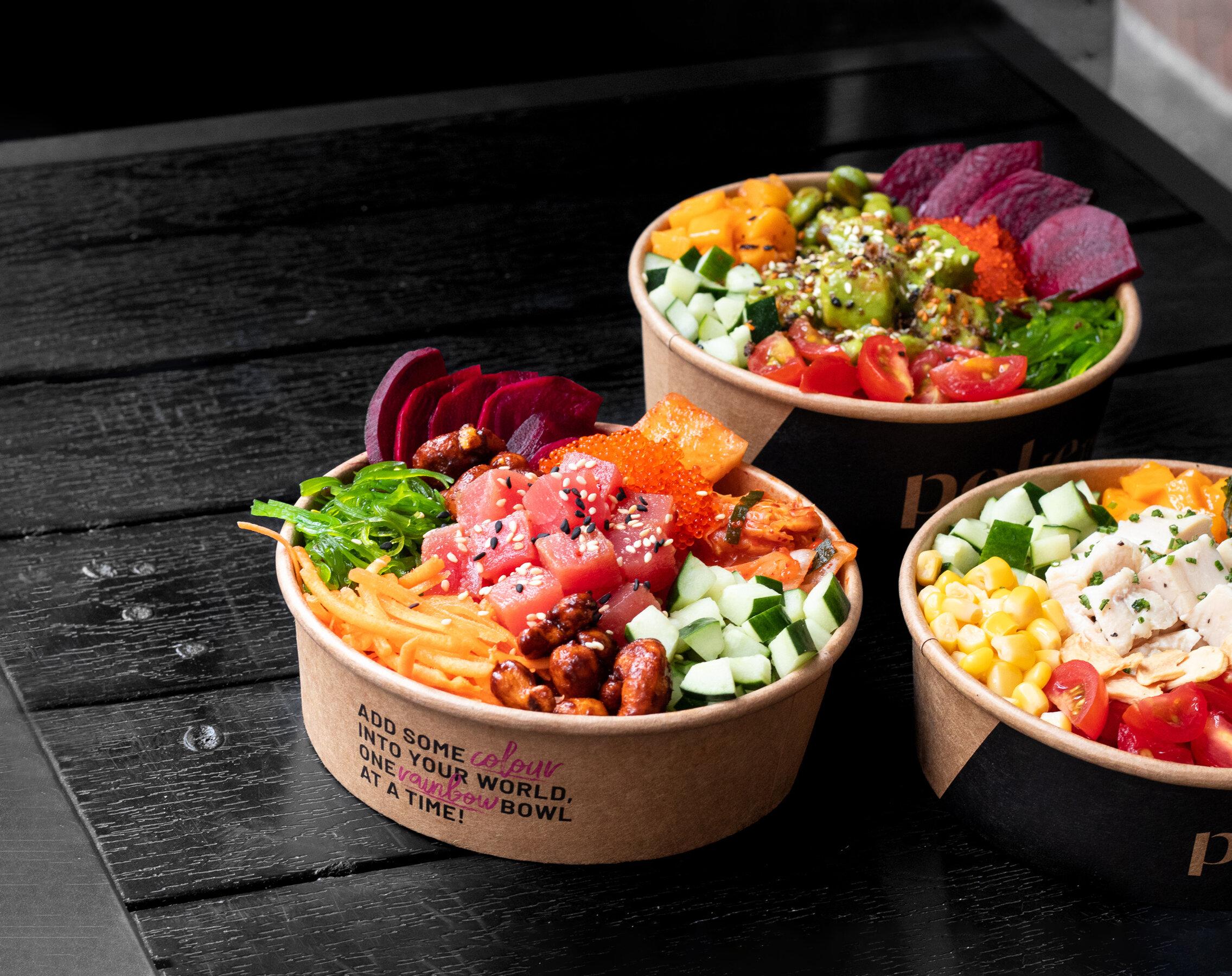 Food — Poke Theory