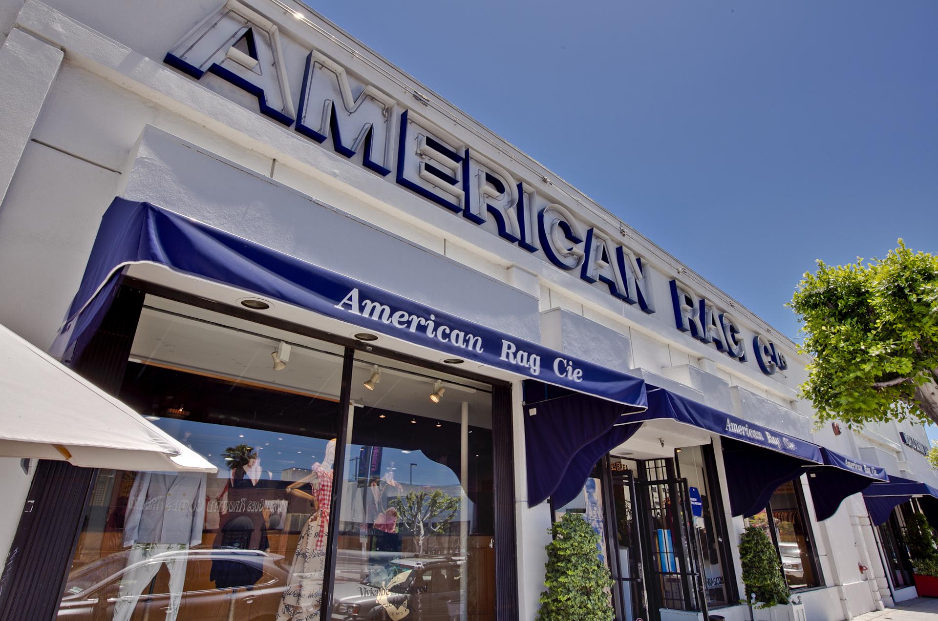 American Rag Cie store, La Brea, Los Angeles