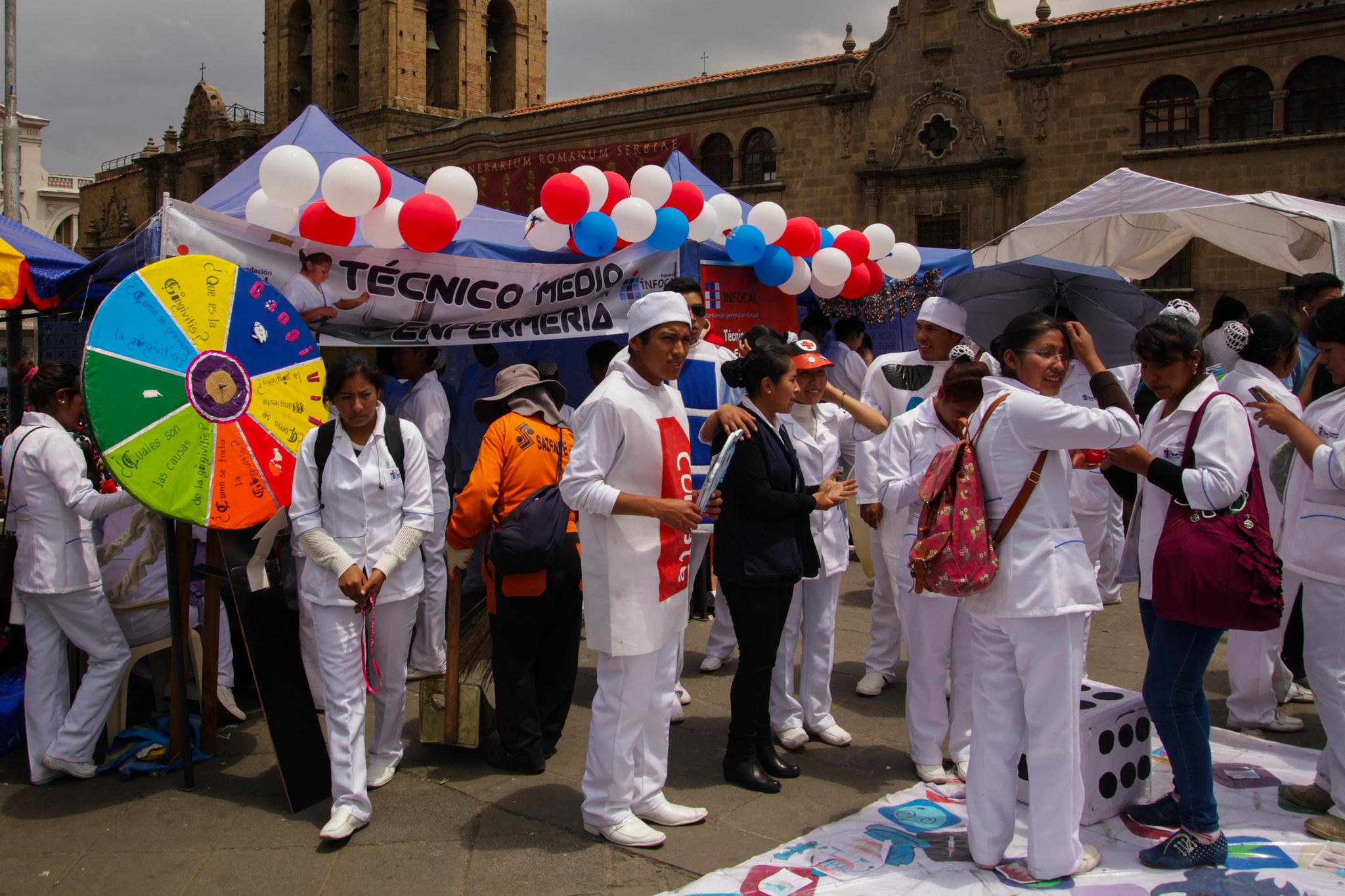 Tooth Festival Central La Paz