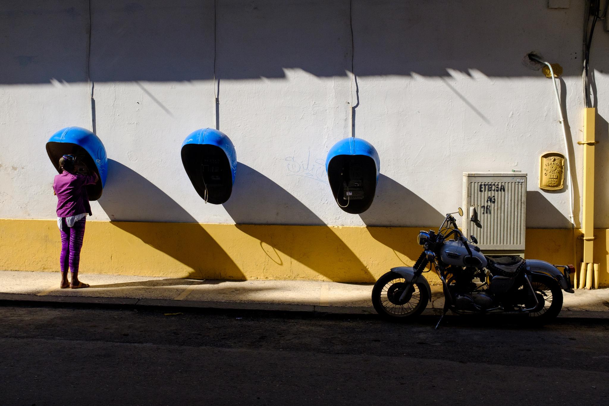 Havana, Cuba. Taken on Fuji X100F