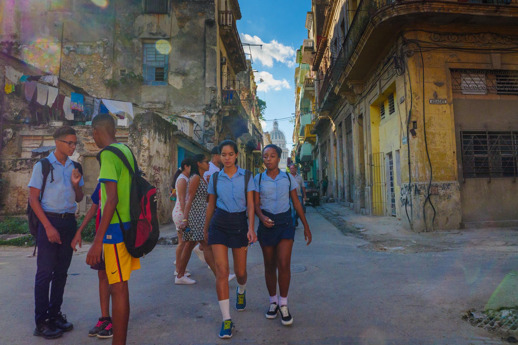 Habana Vieja. Photo taken on Panasonic GH5 and Lumix 12-35 f2.8 lense