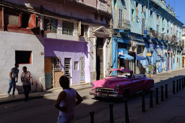 Habana Centro. Photo taken on Fuji X100F