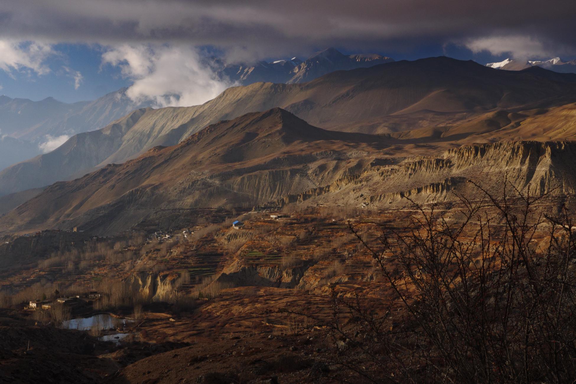 Nepal Muktenath