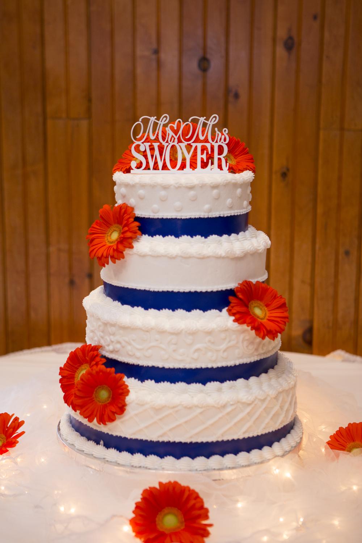 Wedding Photographer in Greensboro, NC - Wedding Cake