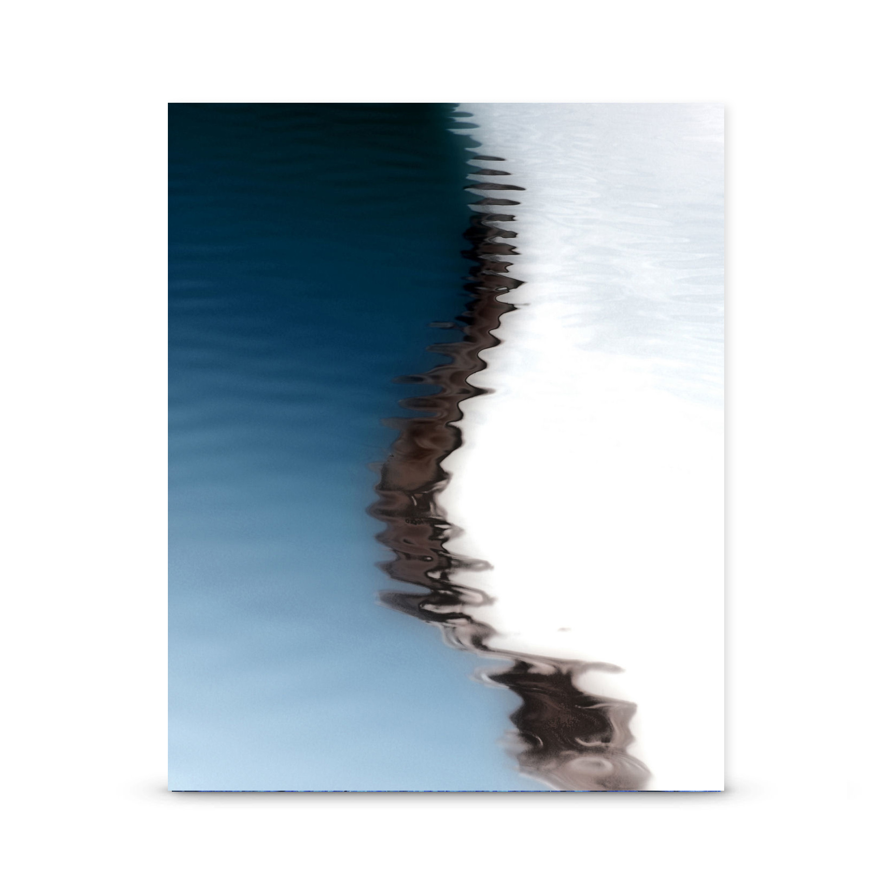 Powell  | limited edition metallic print | various paper available