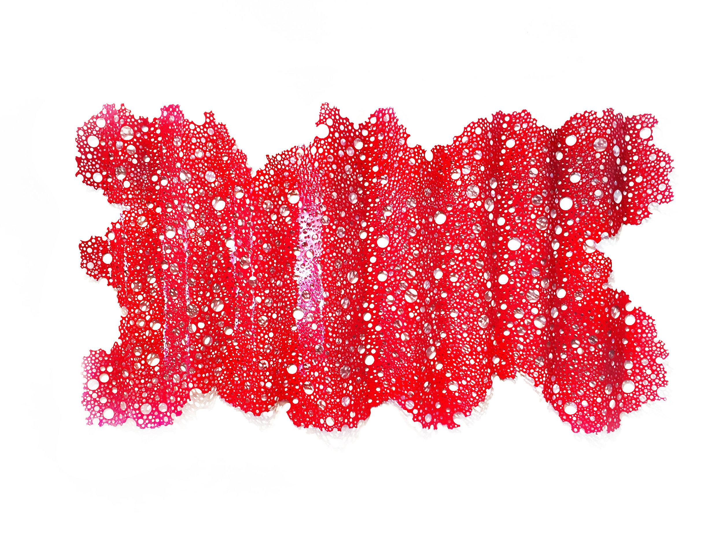Copy of Nine Red Waves