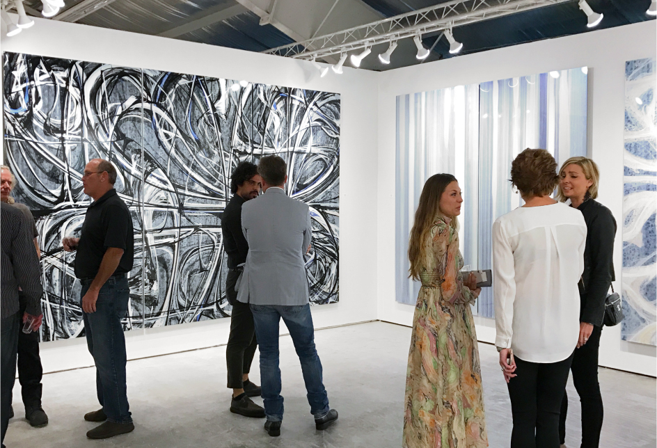 Aug 3-6 - ASPEN ART FAIR | Opening Night Thursday 3rd
