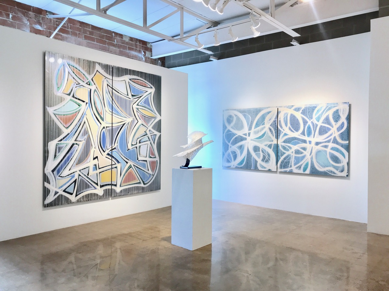 9/20/18 - DALLAS | Third Thursday Gallery Walk | 5-8 pmPlease join us from 5:00 to 8:00 for cocktails at for a night of art openings at our Dallas gallery and our gallery neighbors: Ferrari Gallery, Ginger Fox Gallery, Joel Cooner Gallery and the Lawley Art Group.