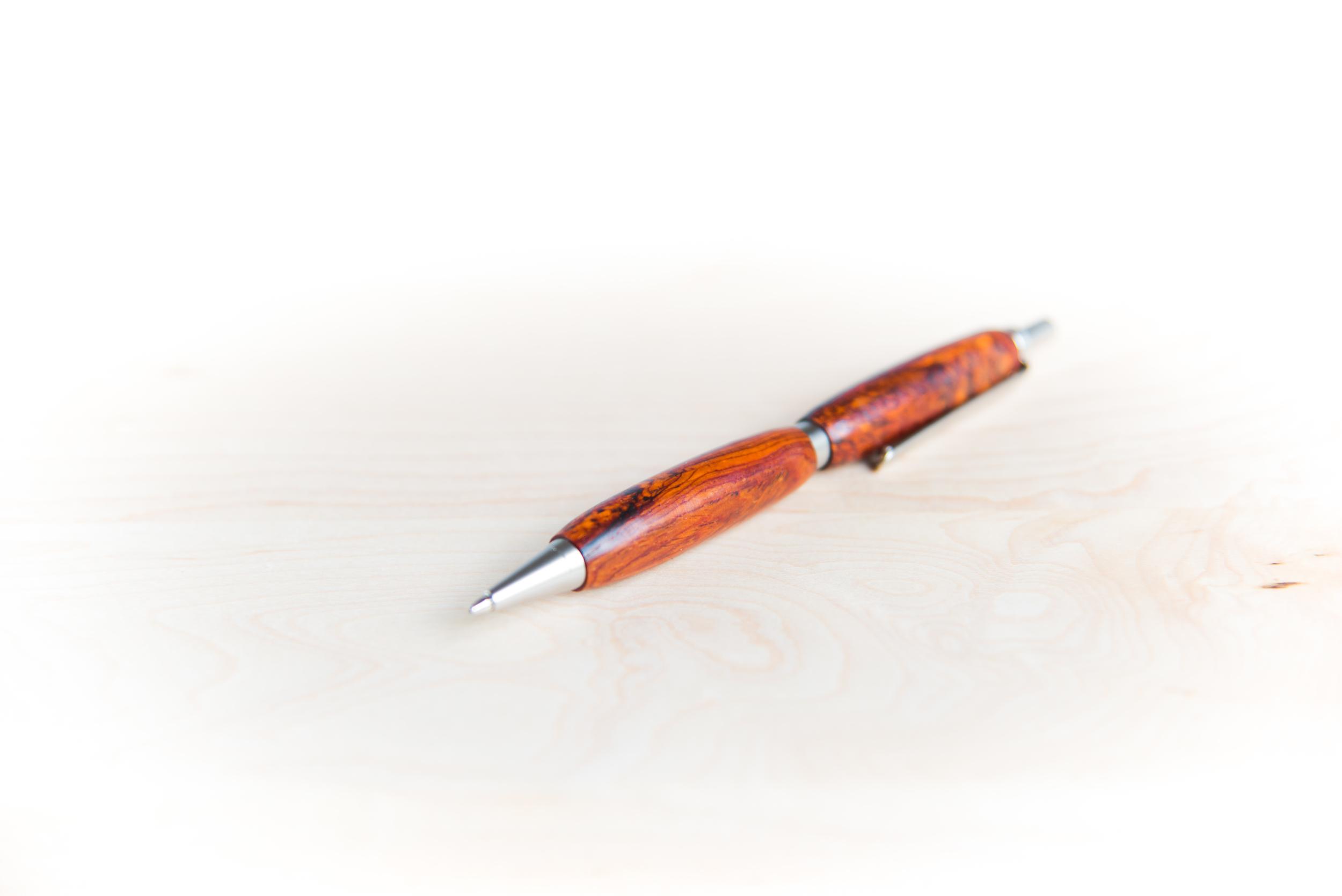 Cocobolo Mechanical Pencil