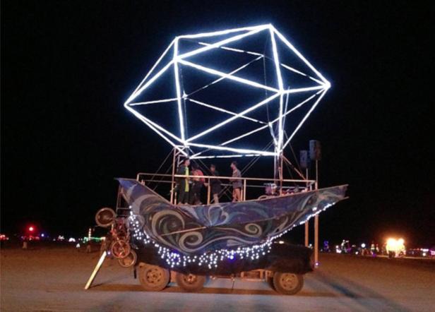 Final Art Car