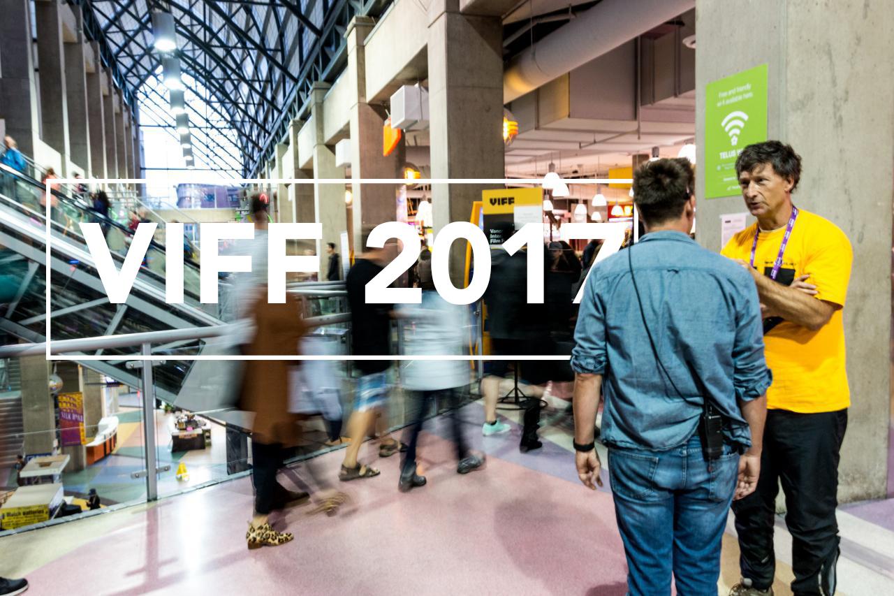 VIFF 2017 Event Photography