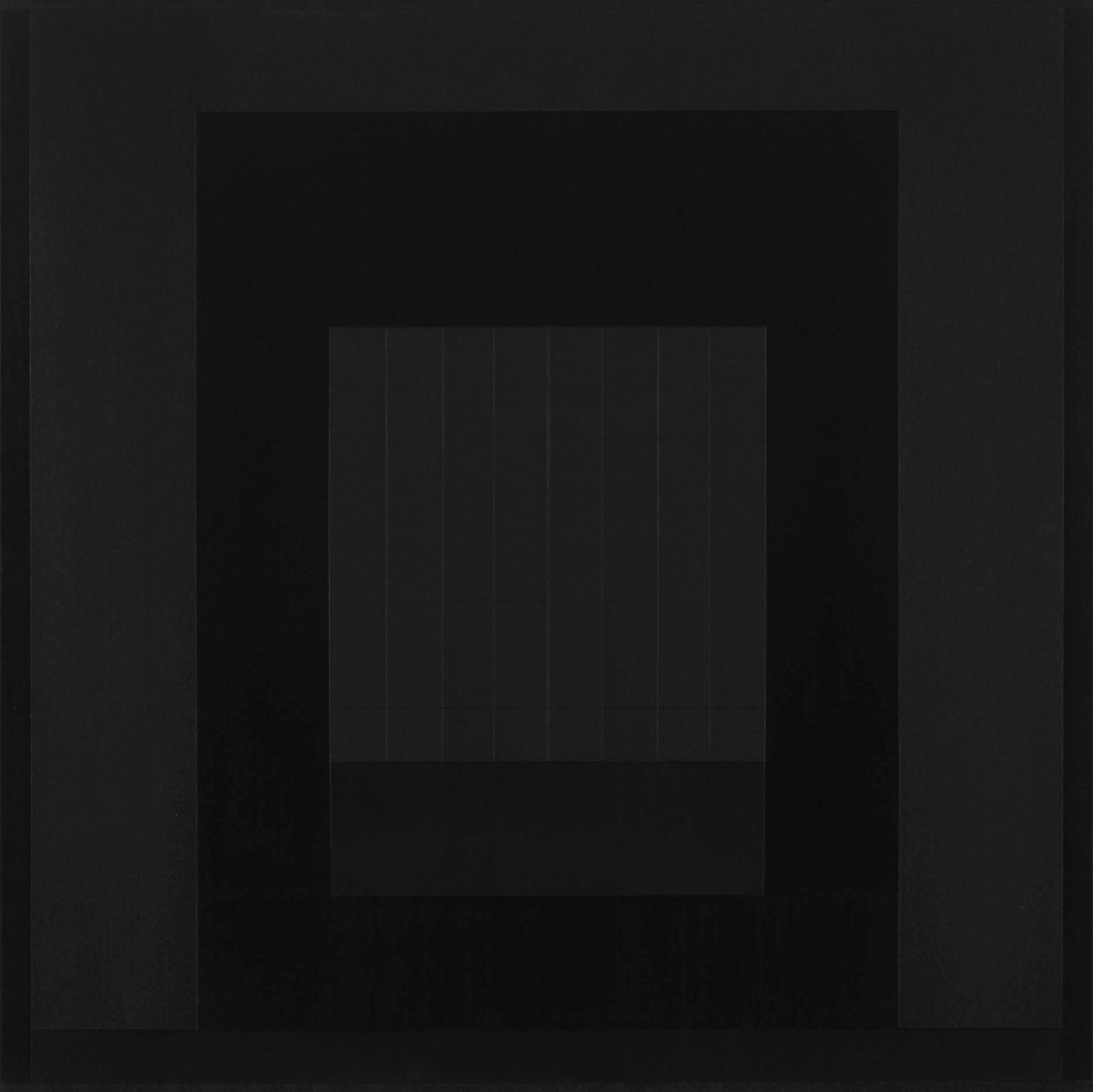 Yantra-ipsum-arkhē(5)2011.Jan, acrylic on canvas, 23 5/8 x 23 5/8 in. [60x60cm]