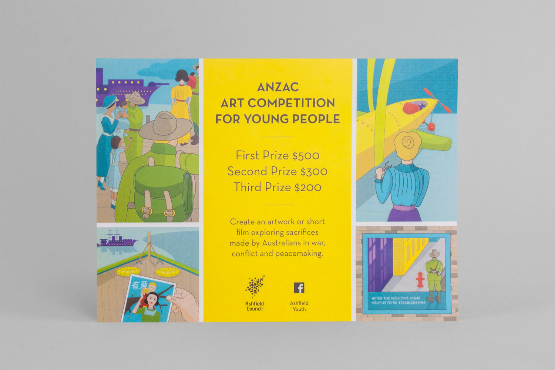 Illustration & Design—Ashfield Council