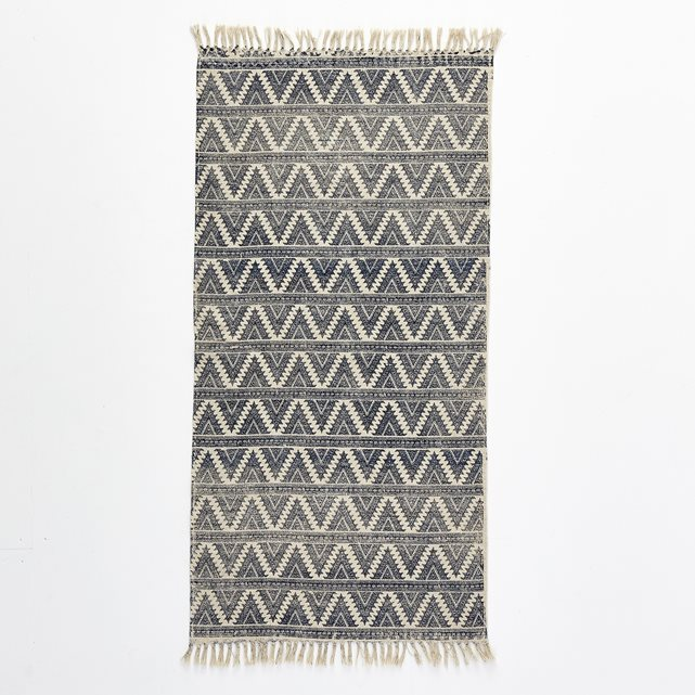 Darno Printed Cotton Runner , La Redoute £49 (use discount code SAVE15)