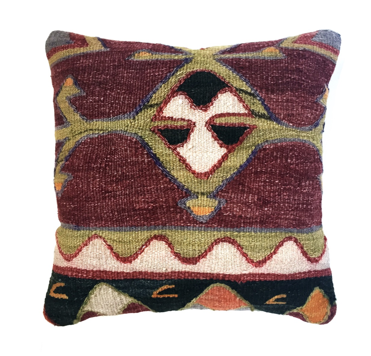 Original Kilim Cushion , Curious Egg £45