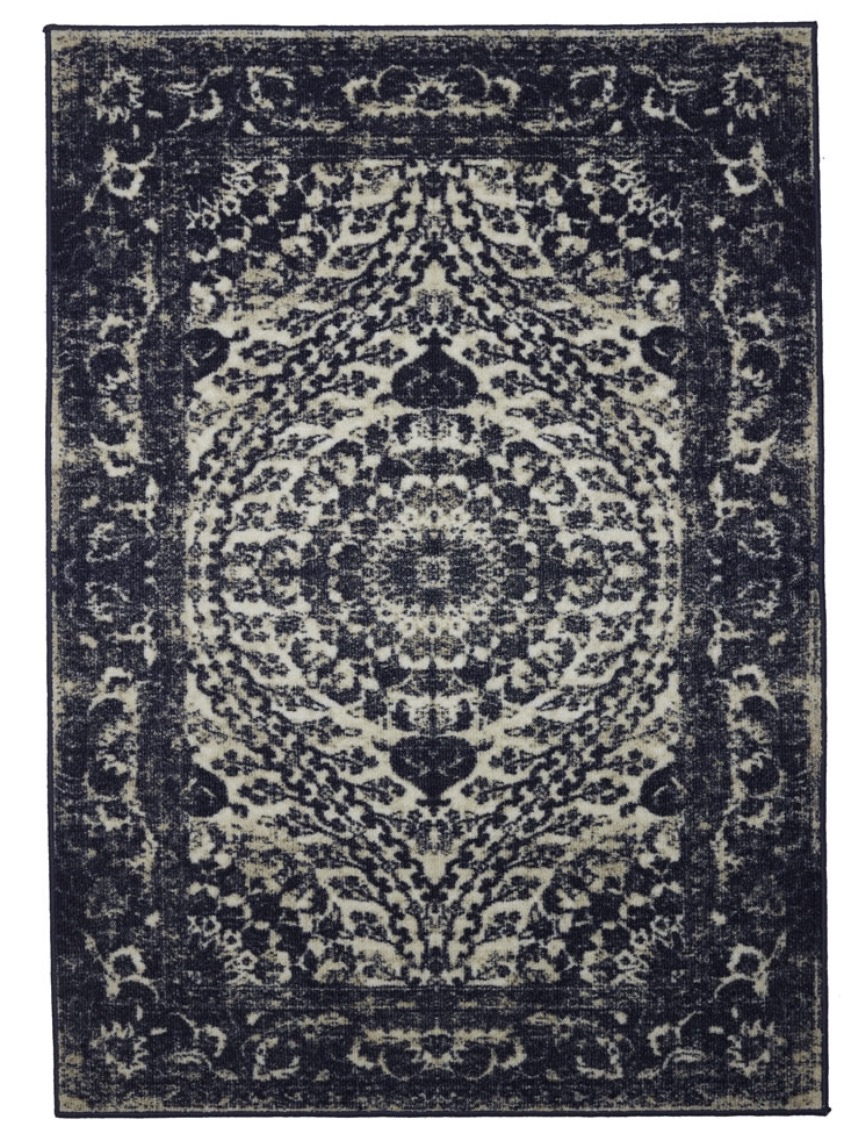 Persian Style Distressed Rug , Wilko £12