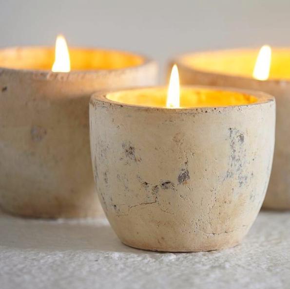 Luxury Tuscan Bowl Candle  £16