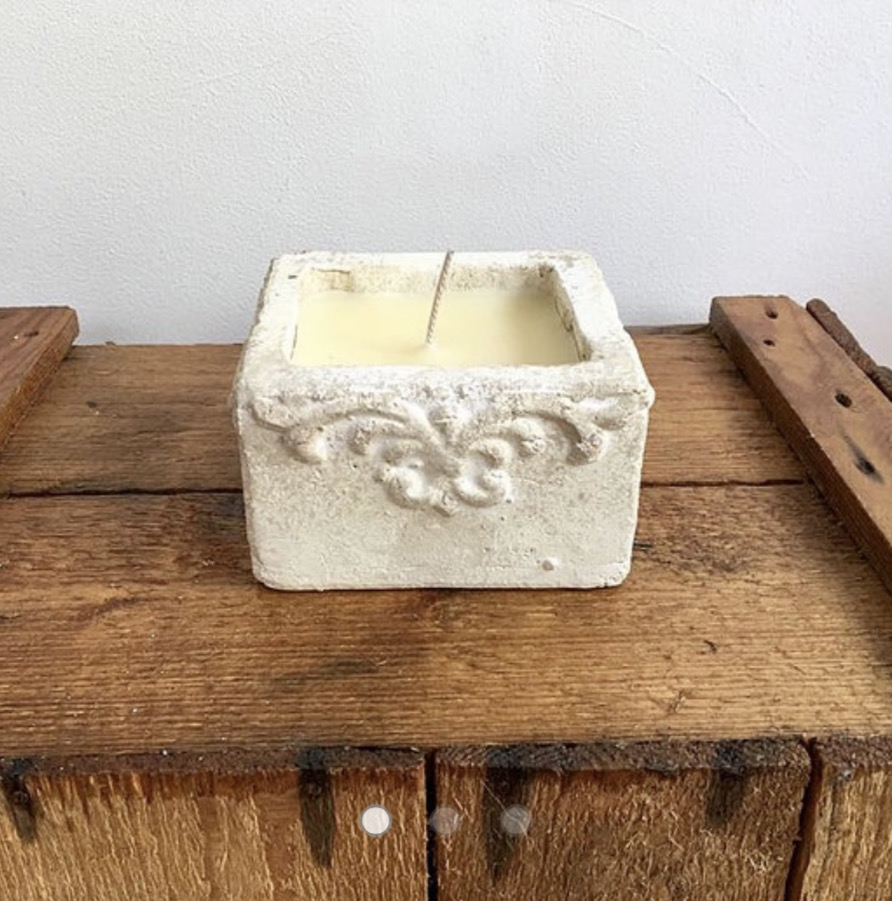 Luxury Baroque Scented Candle  £18
