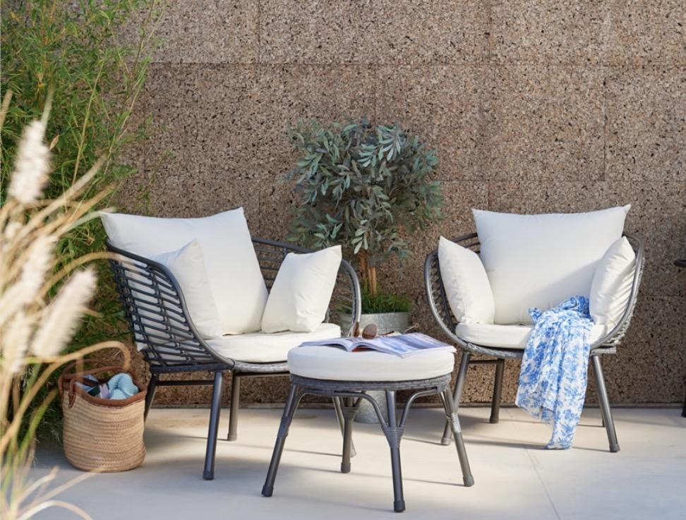 Lisa Dawson, Waterproof Cushions For Outdoor Furniture Wilko