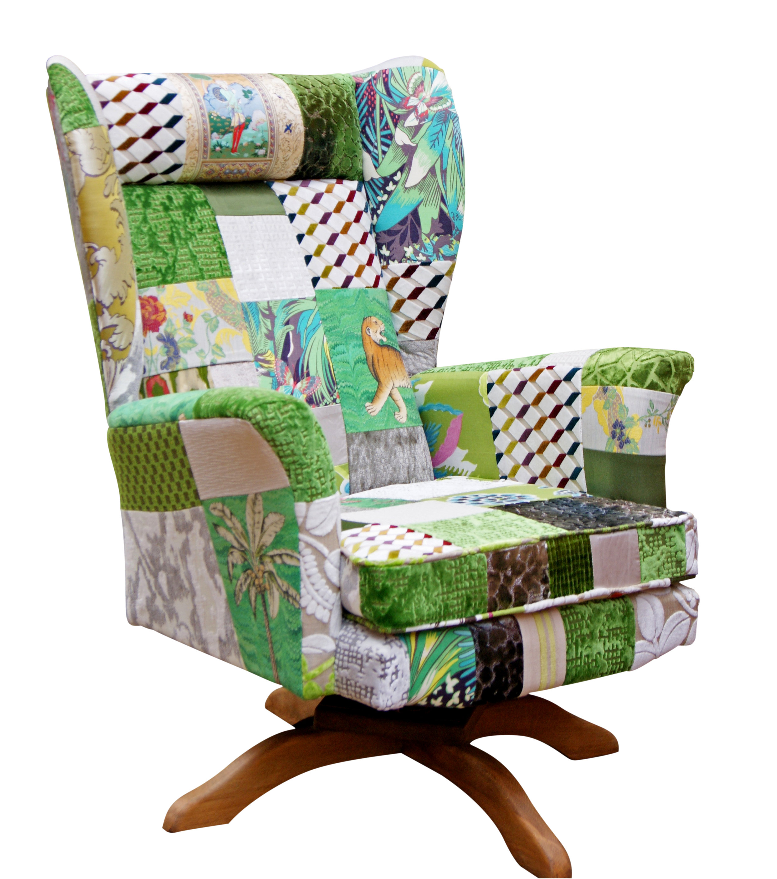 Envy patchwork chair by Kelly Swallow 3.jpg