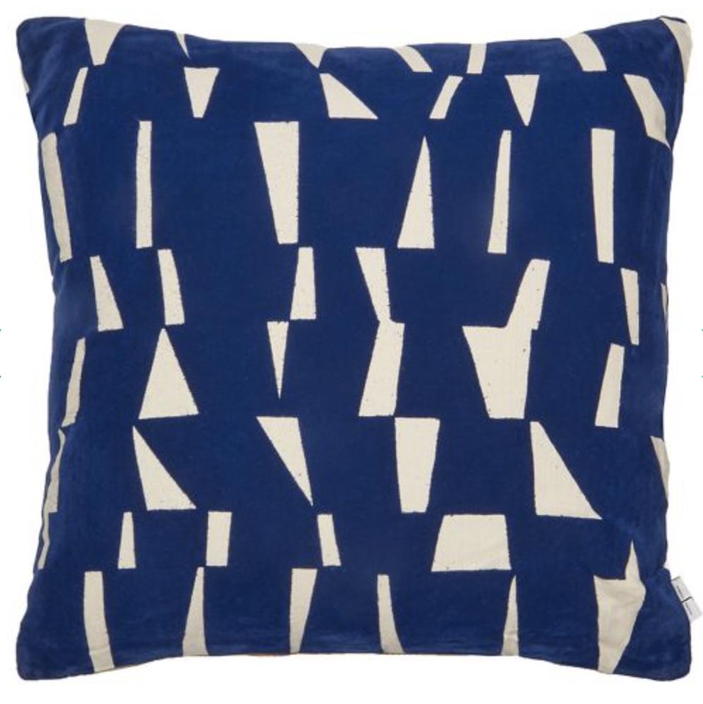 J By Jasper Conran, Mid Century Velvet Cushion, Debenhams £28