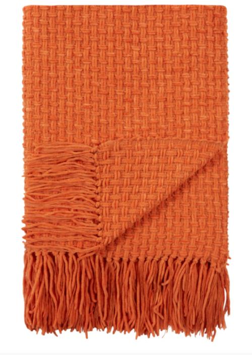 Basket Weave Throw , George Home £10