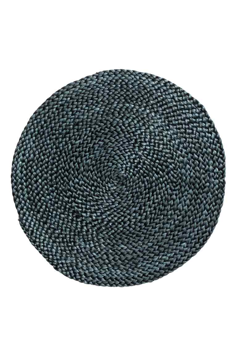 Round Jute Table Mat , HM Home £6.99