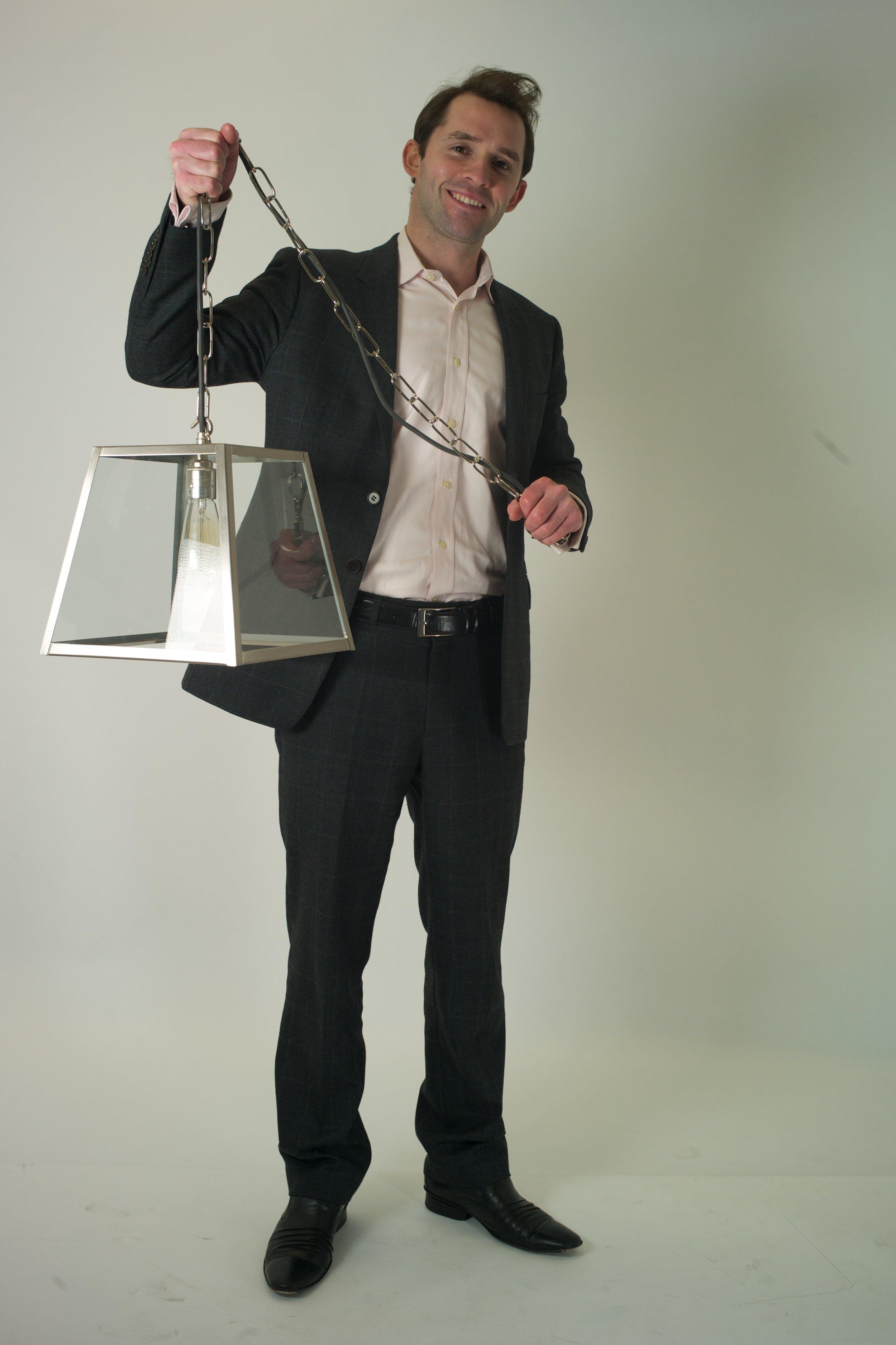 Charlie Bowles with Davey Quad pendant - Portrait.jpg
