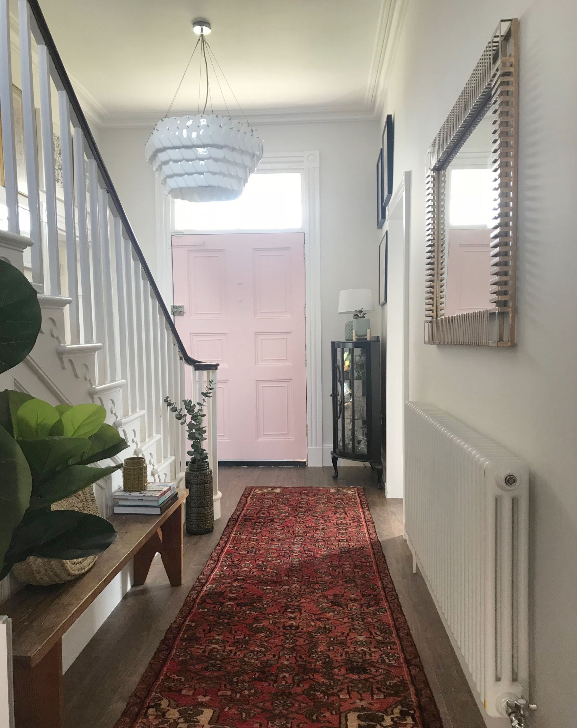 After: Front Hallway