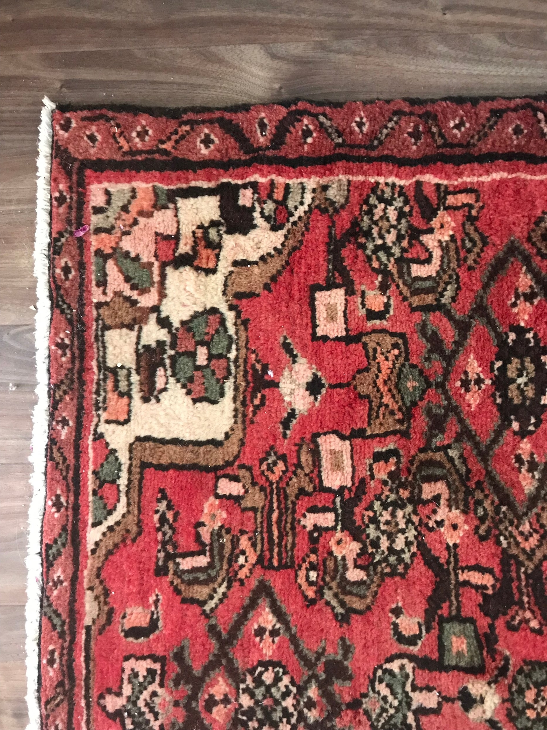 The most beautiful runner ever from The London Persian Rug Company.