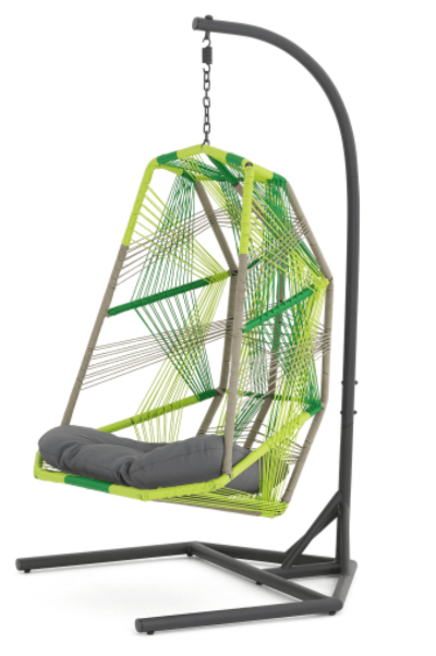 Copa Citrus Hanging Chair   Made £449