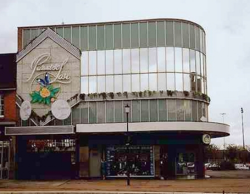 Paradise Lost in Watford.  Where I spent most of the late eighties.