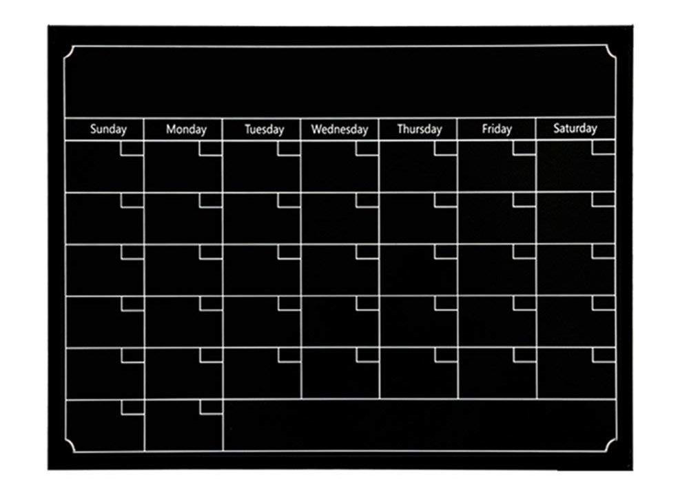 Quintra Chalkboard Wall Sticker - £5.61 Amazon