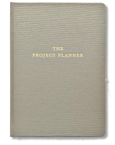 The Project Planner - Fraser & Parsley £42