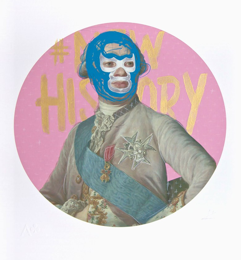 New History - Heath Kane, Ace Club   £100 - Edition of 25