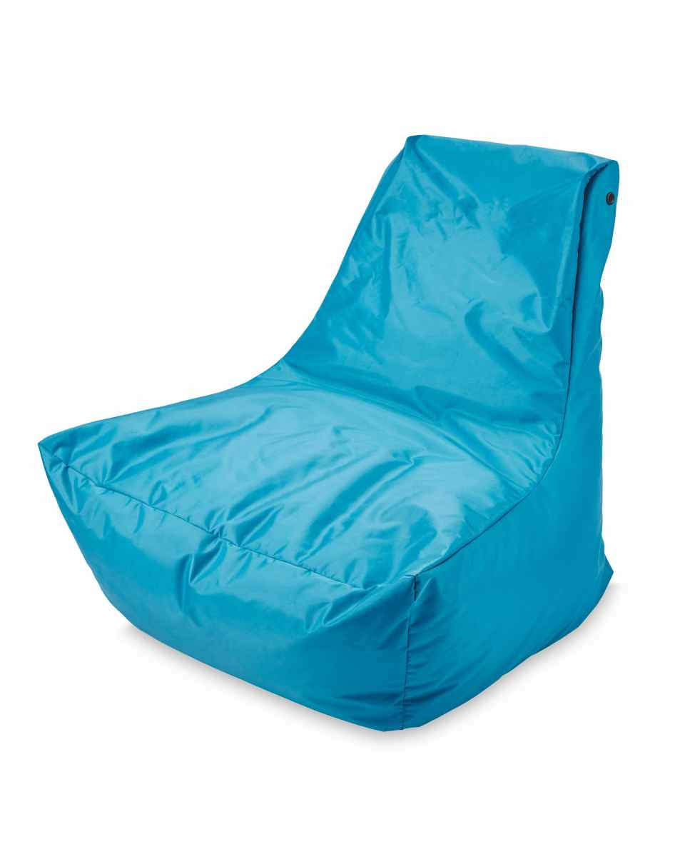 Outdoor Teal Beanbag Seat - £34.99
