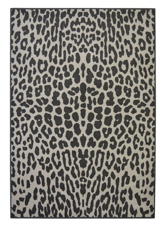 Leopard Print Rug (160 x 230) - £45