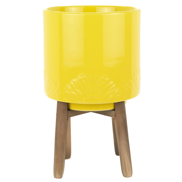 Havana Yellow Planter - £14