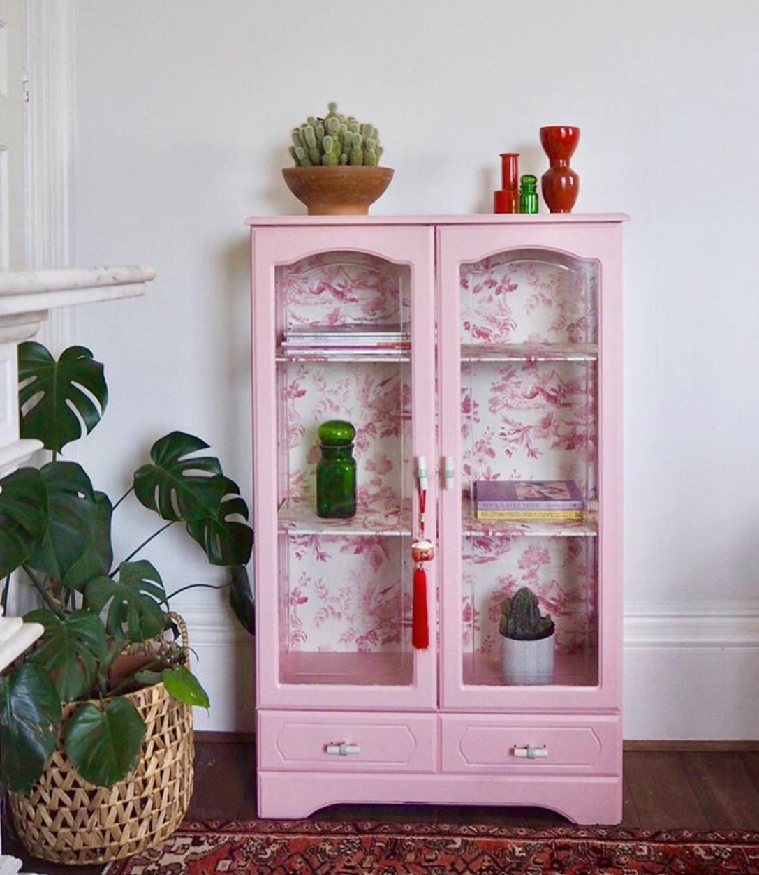 An upcycling project I did as part of Revamp Restyle Reveal that took no time.