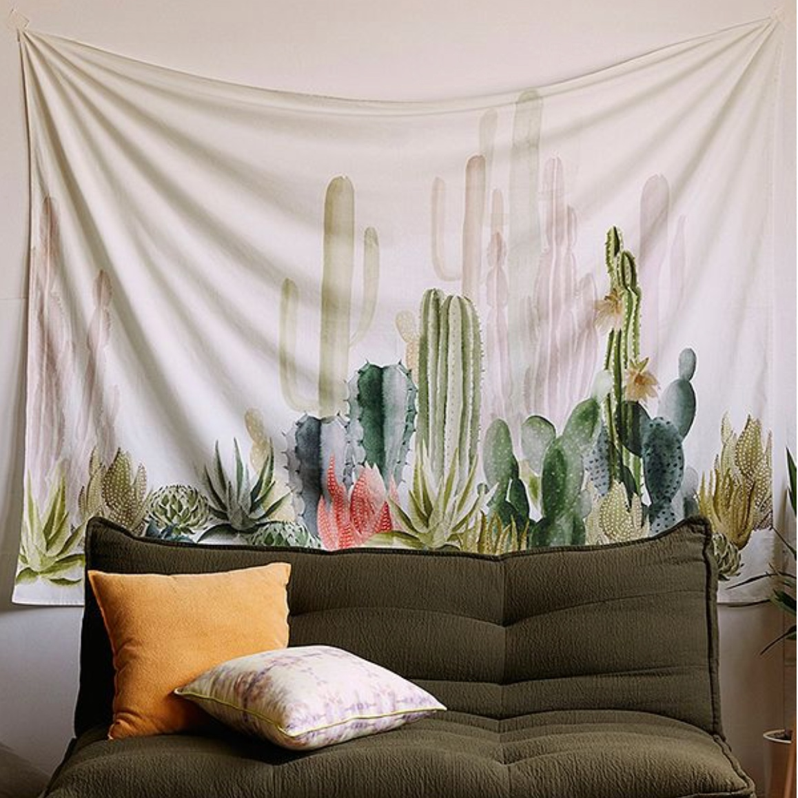 Cactus Tapestry: Reduced to £25 from £35