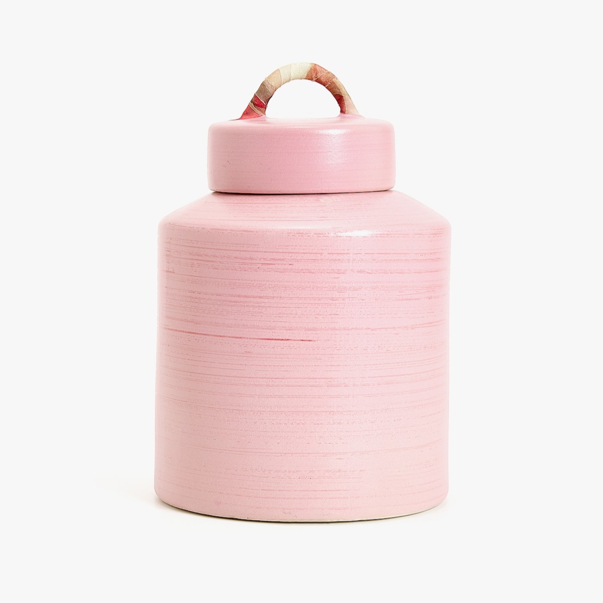 Fabric Applique Jar: Reduced to £9.99 from £29.99