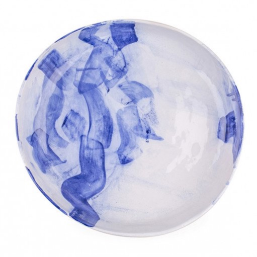 Mervyn Gers Majolica Large Bowl: Reduced to £48 from £69