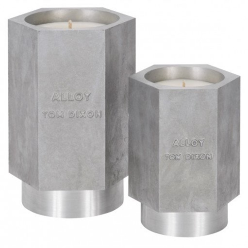 Tom Dixon Alloy Candle: Reduced to £87 from £125